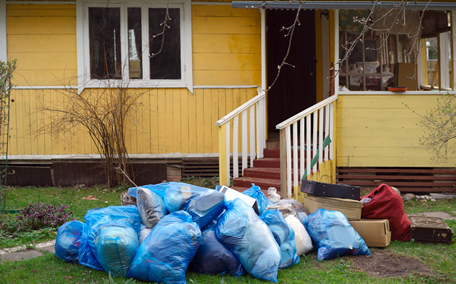 deceased estate rubbish removal